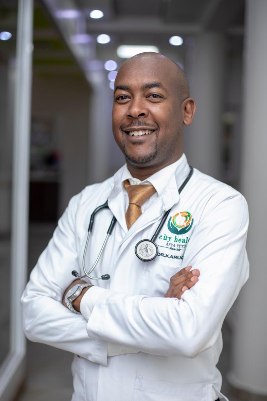 DR. KARUGA GAKUO